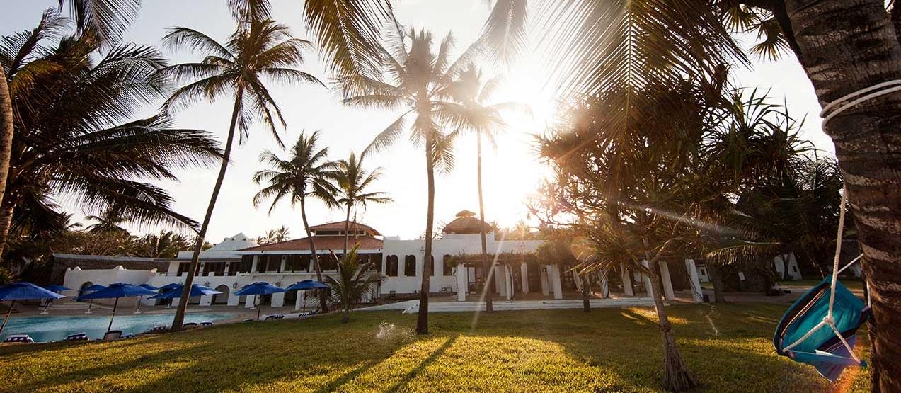 Indian Ocean Beach Club, Kenya Coast
