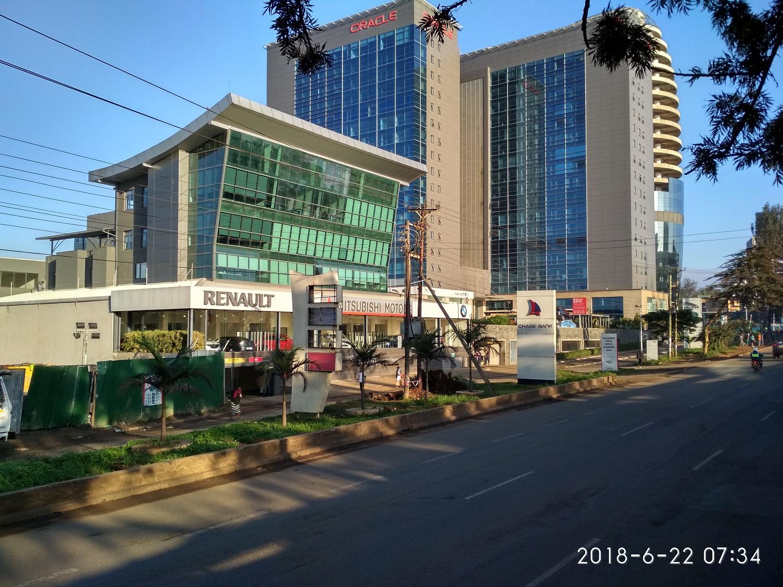 Aspire Centre, Nairobi
