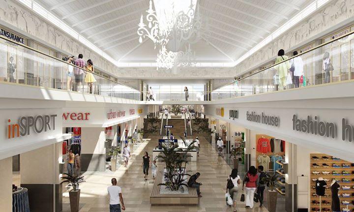 Buffalo Mall, Naivasha
