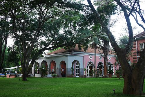 Muthaiga Country Club - Pinks, Nairobi